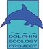 dolphin ecology project logo
