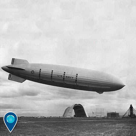 photo of the uss macon