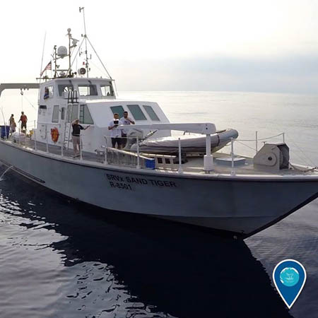 photo of noaa ship