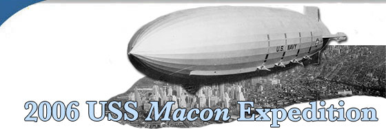 USS Macon Expedition