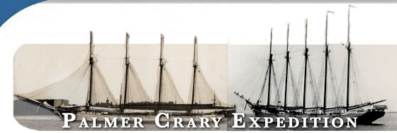 Palmer Crary Expedition Header