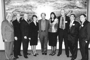 National Marine Sanctuary Foundation Boardmembers
