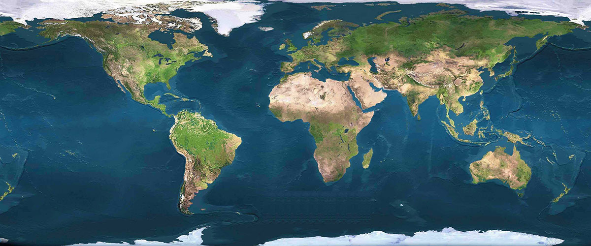Gis World Map.Geographic Information System Data Office Of National Marine