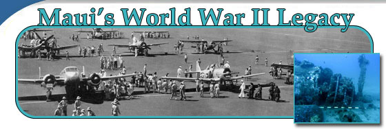 Maui World War II Legacy header