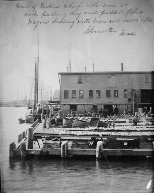 perkins wharf