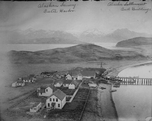 Alaskan settlement