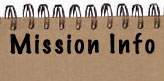Mission logs header graphic