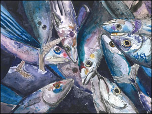 herring art