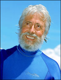 Jean Michele Cousteau