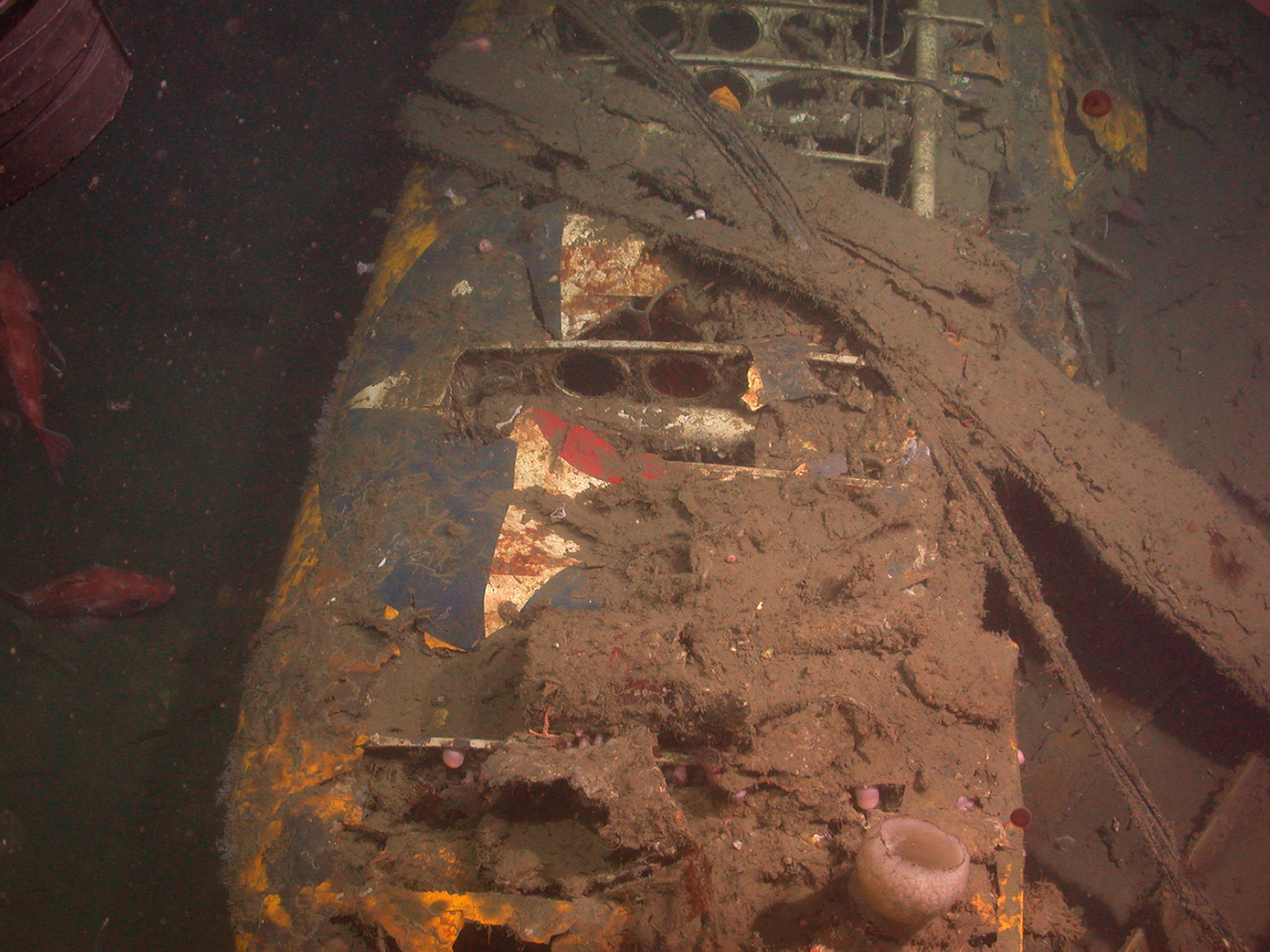 Wreck of Airship USS Macon Added to National Register of