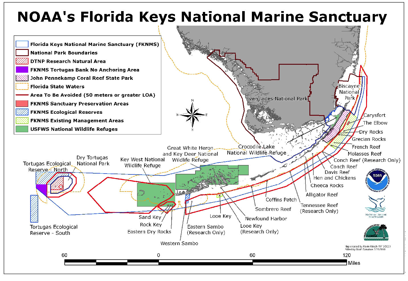 Florida Keys 2011 Condition Report
