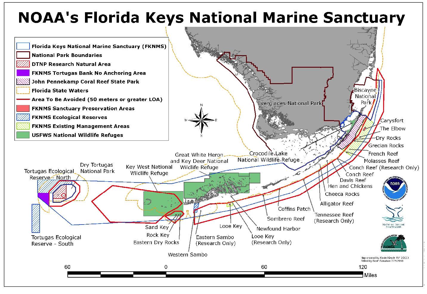 mpatlas » florida keys - sanctuary preservation areas