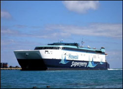 Figure 10. The Hawaii Superferry's vessel Alakai (no longer in operation).
