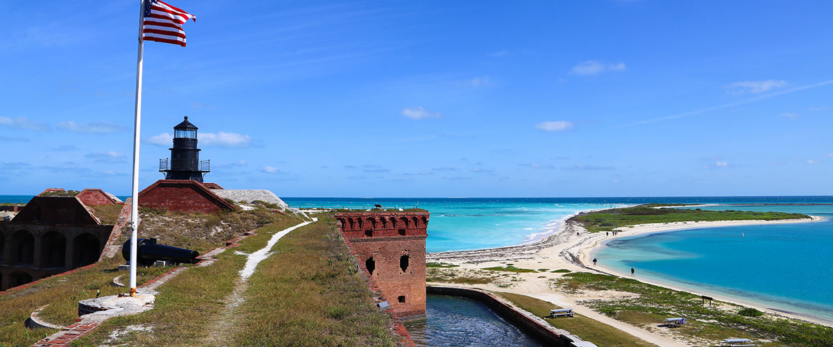 photo of dry tortugas