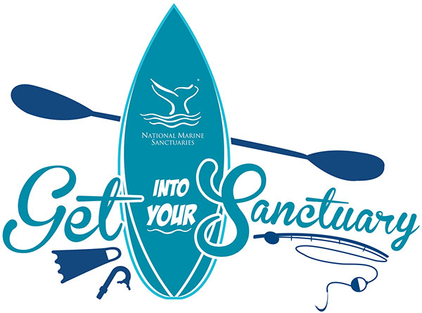 get into the sanctuary logo