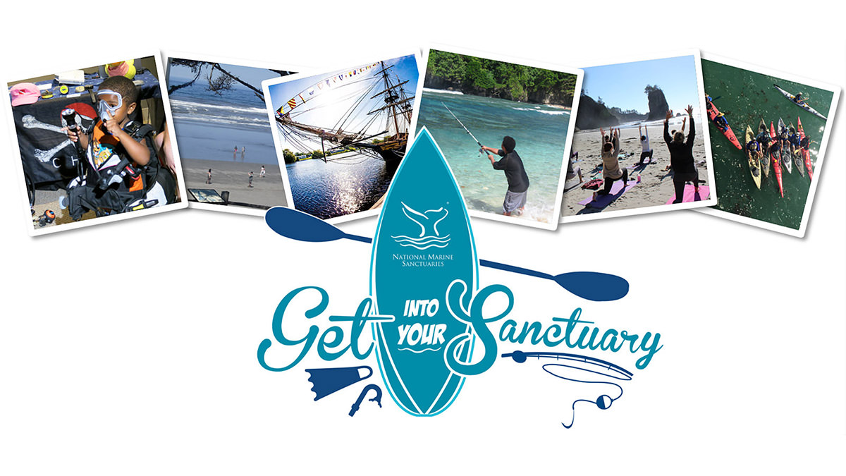 Get into Your Sanctuary day logo