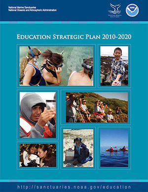 front cover of the 2010-2020 education implementation plan