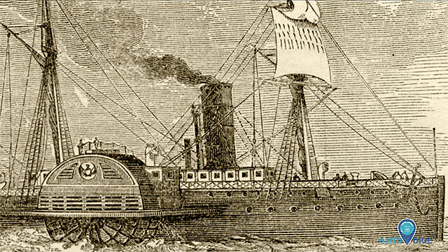 drawing of the winfield scott